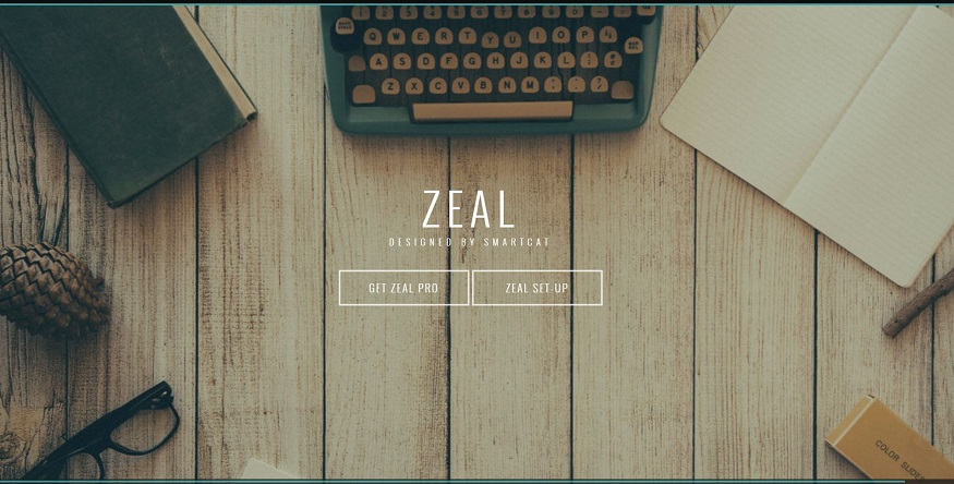 ZEAL – A Premium Magazine-Inspired Theme For WordPress