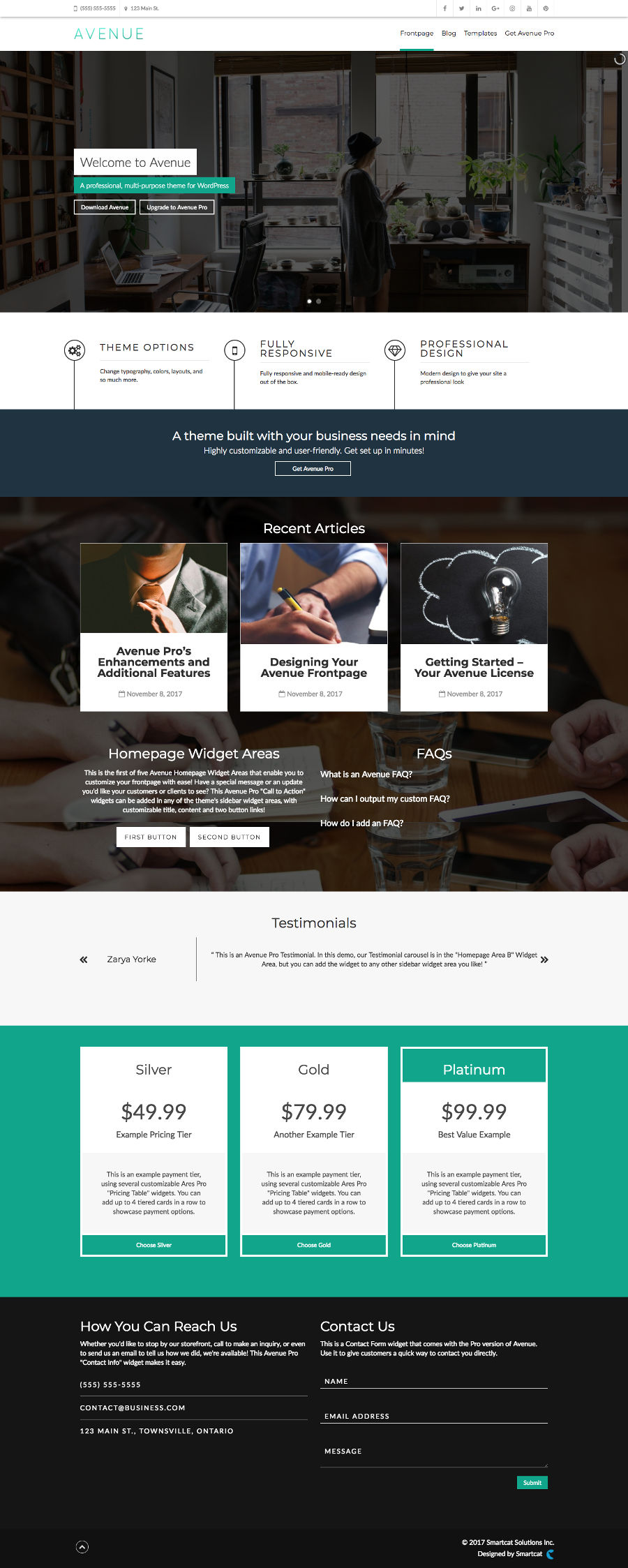 Avenue Pro - Smartcat - Expert WordPress, Shopify, E-Commerce & CRM ...