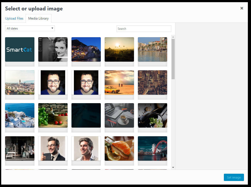 create a custom image upload button in your wordpress plugin